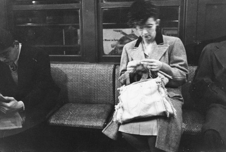 NY Subway Kubrick 8