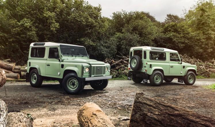 Land Rover Defender Heritage 2