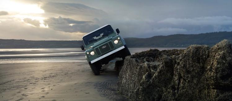 Land Rover Defender Heritage 9