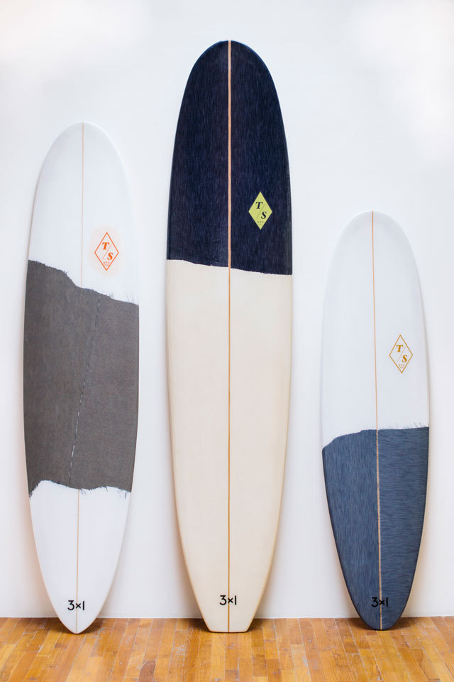 3x1 : Token Surfboard 5