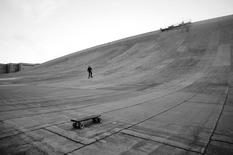 Skate On Roof 4