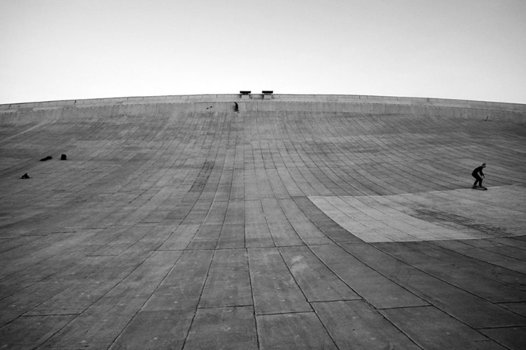 Skate On Roof 5