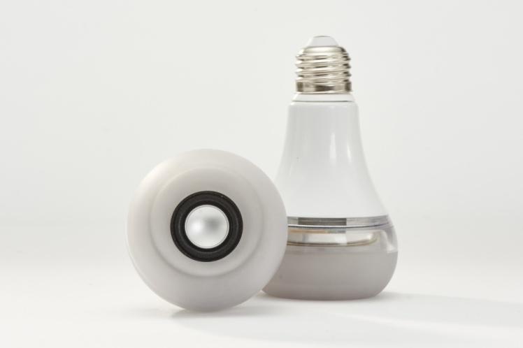 Twist LED Bulb 4